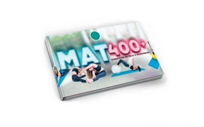 Livro Mat Pilates e Exercicios de Solo +400
