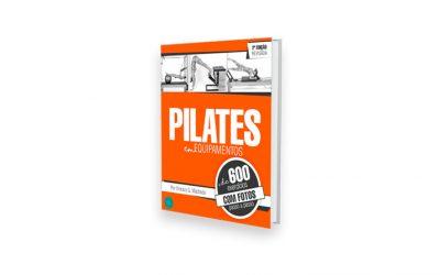 Livro Pilates em Equipamentos – 600 exercícios